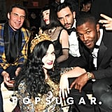 Katy Perry, Madonna, Riccardo Tisci, and Frank Ocean — 2013