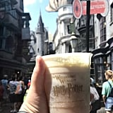 Sip on Butterbeer