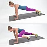 Core: Creepy Crawly Plank