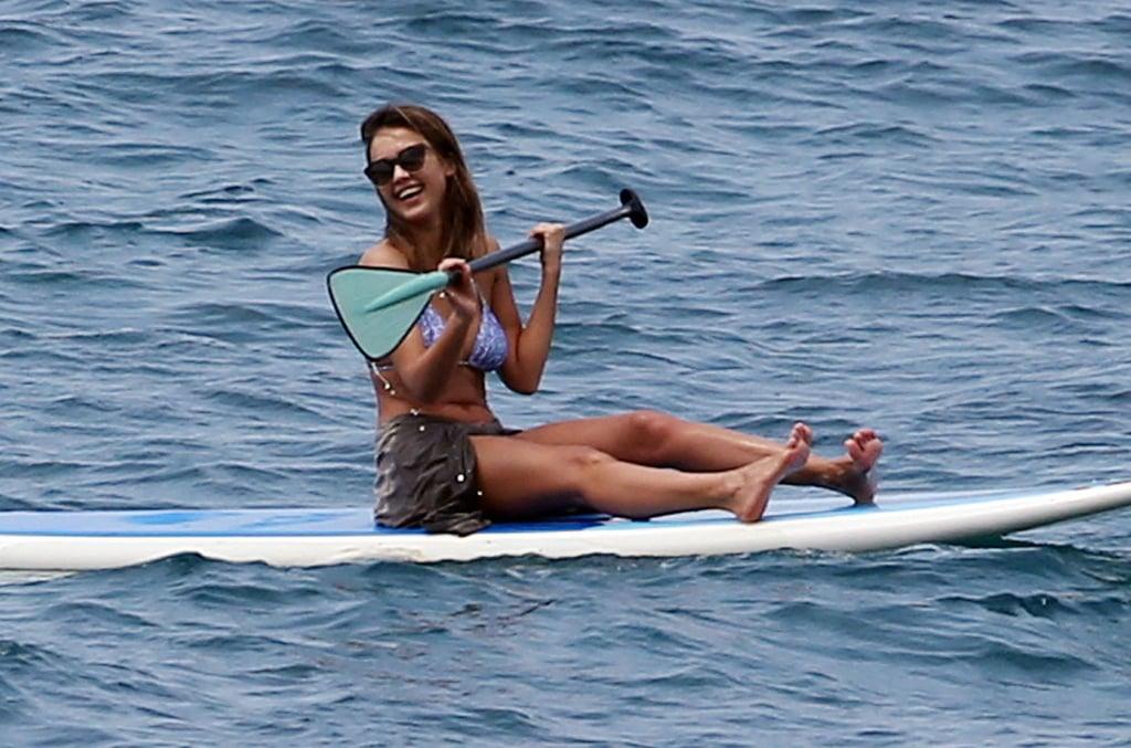 Jessica alba sex in ocean