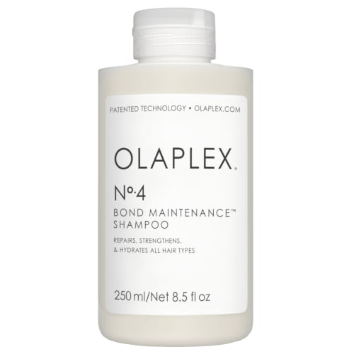 The Best Shampoo and Conditioner for Breakage and Split Ends — Olaplex No.4 Bond Maintenance