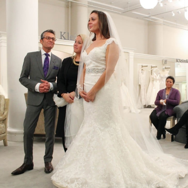 How to Get Cast on Say Yes to the Dress | POPSUGAR Fashion
