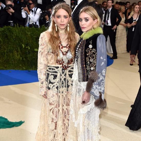 Olsen Twins at the 2017 Met Gala