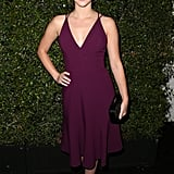 Lili Reinhart at the Women in Film Max Mara Face of the Future Event in 2016