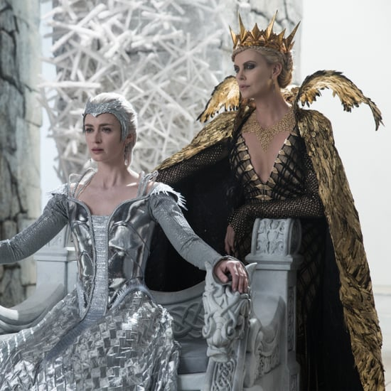 The Huntsman Motion Posters