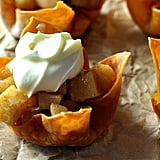 Mini Apple Pie Cups