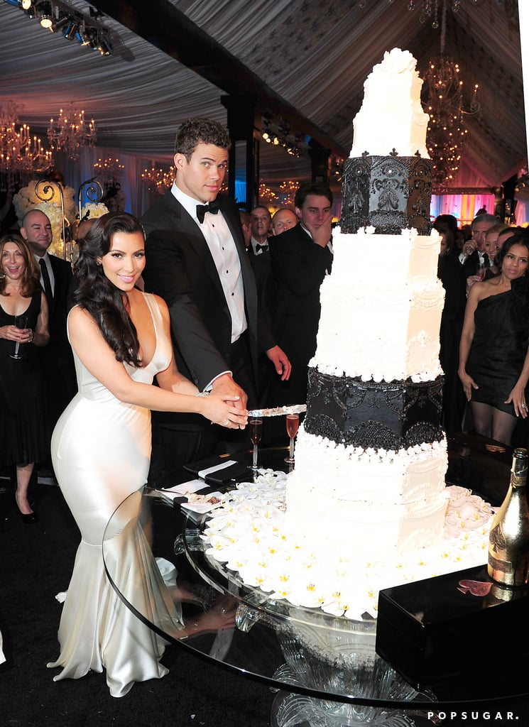 Kardashian Family Wedding Pictures | POPSUGAR Celebrity