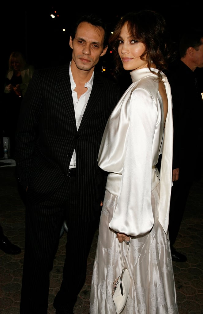 At the Pursuit of Happyness Premiere in 2006