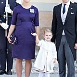 Princess Victoria Is Pregnant! And Her Maternity Style Is Bolder and Better Than Ever Before