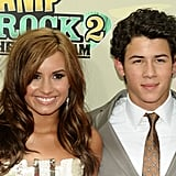 There's a chance for a Camp Rock throwback.