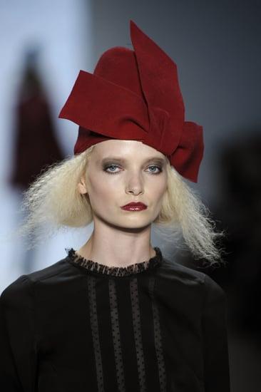 New York Fashion Week: Erin Fetherston Fall 2009