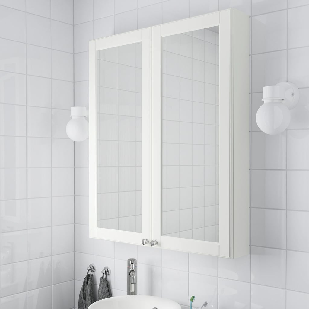 Godmorgon Mirror Cabinet With Doors