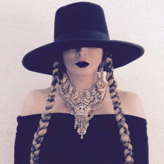 Tina Knowles Dressing as Beyonce and Solange on Instagram
