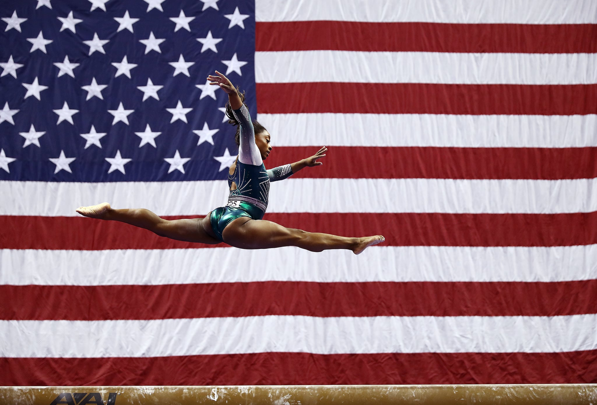 Simone Biles's Net Worth Is Almost as Flipping Impressive as Her Gymnastics