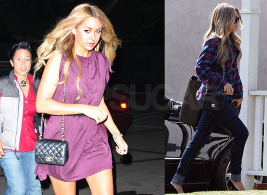 Photos of Lauren Conrad Dropping Kyle Howard Off at His Car Then Out in LA