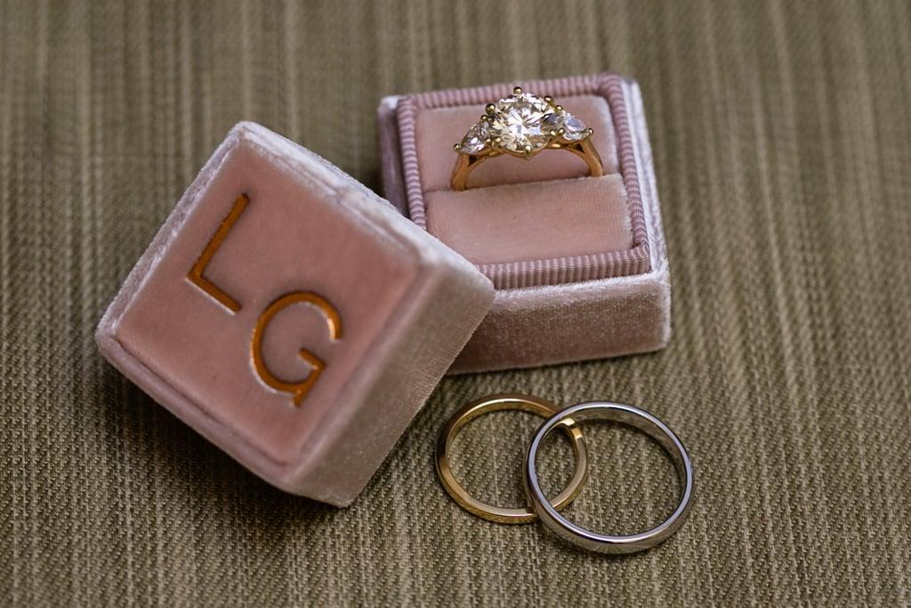 Monogram Your Ring Box