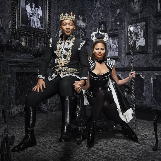 Chrissy Teigen and John Legend Fairytale Halloween Costume