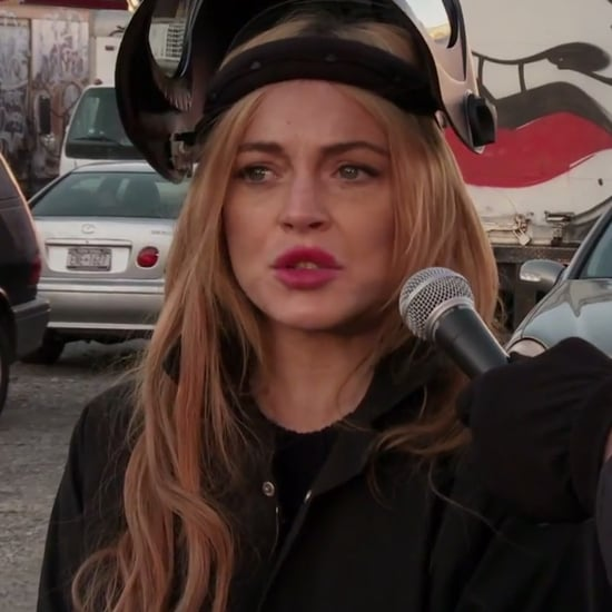 Lindsay Lohan on Billy on the Street | Video