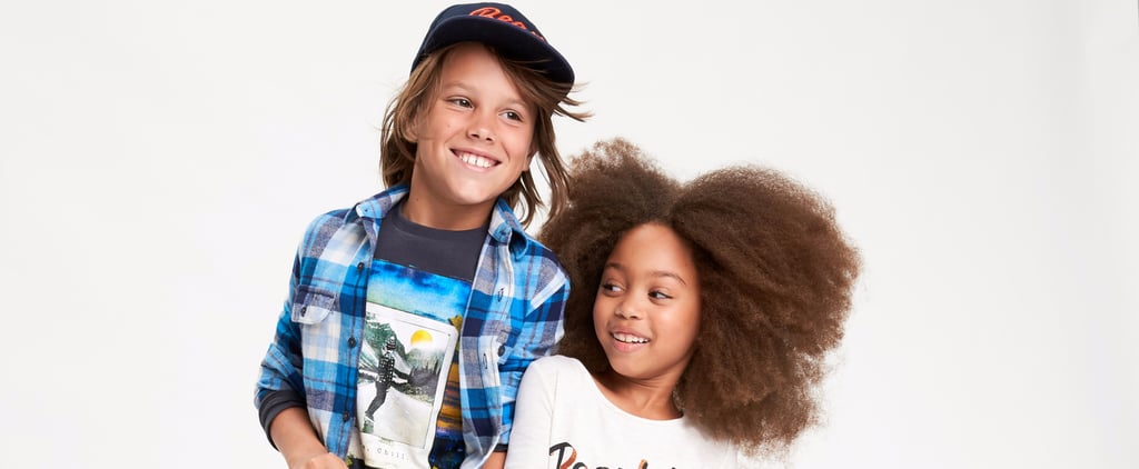 Old Navy's New Kids' Subscription Box Just Made It Easy to Buy Cute, Affordable Clothes