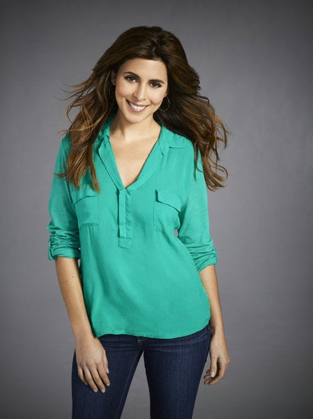 Jamie Lynn Sigler as Emily on Guys With Kids.