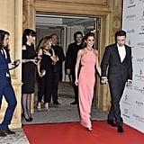 Liam Payne and Cheryl Fernandez-Versini at Global Gift Gala