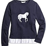 Brooks Brothers Cotton Horse Tee ($55)