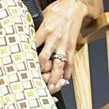 Zoë Kravitz's Engagement Ring