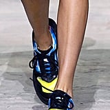 Christopher Kane Shoes on the Runway at London Fashion Week