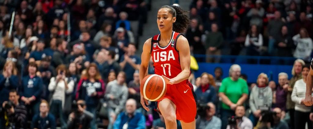 WNBA's Skylar Diggins-Smith Quotes on Postpartum Depression