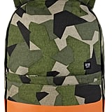 Jack Spade Camo Backpack
