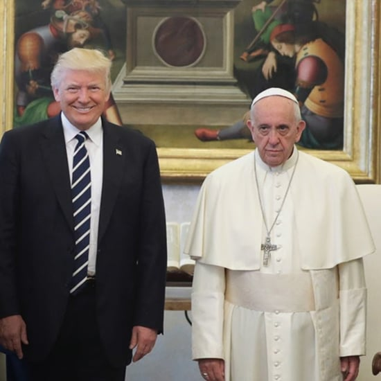 Jimmy Kimmel Segment on The Pope and Donald Trump