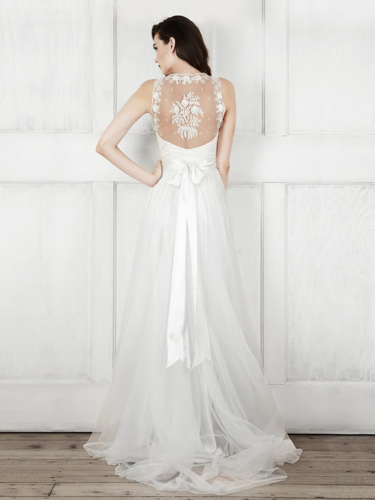 Catherine deane onyx gown 1 300 affordable off the for Where to buy off the rack wedding dresses