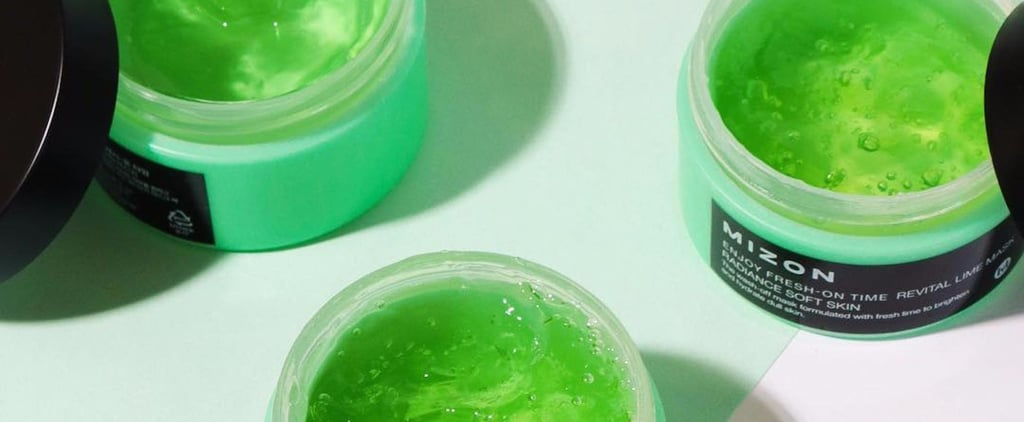 Nickelodeon's Green Slime Is Making a Comeback With This Refreshing Face Mask