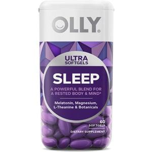 OLLY Sleep Softgels