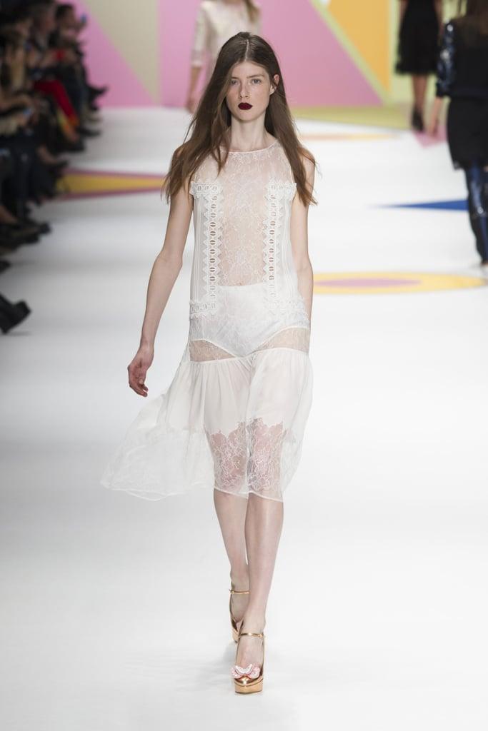 Paris Fashion Week Trends Spring 2016