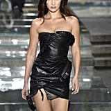 Bella Hadid Walking the Versace Runway at Milan Men's Fashion Week Spring/Summer 2019