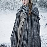 Sansa's French Braid