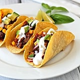 Barbacoa Tacos With Coconut Sour Cream