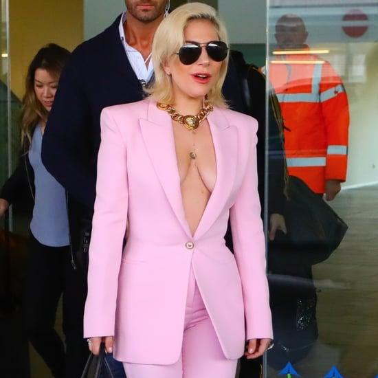 Lady Gaga Sexy Dresses 2018