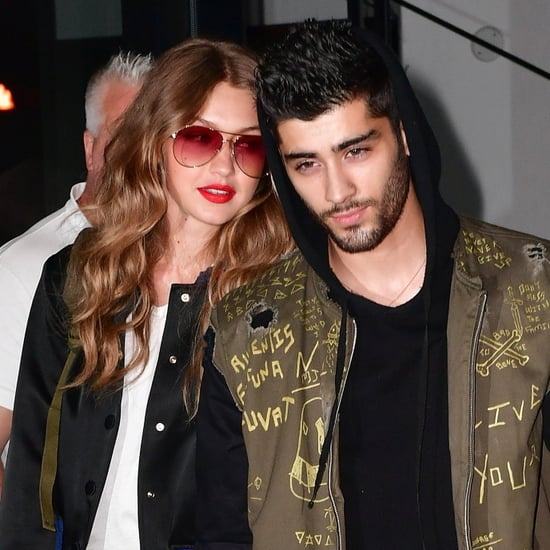 Gigi Hadid and Zayn Malik Are Kate Moss and Johnny Depp