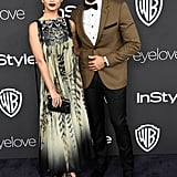 Cara Santana and Jesse Metcalfe Looking Hot at the InStyle Afterparty