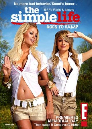 Paris & Nicole Are Happy Campers Again