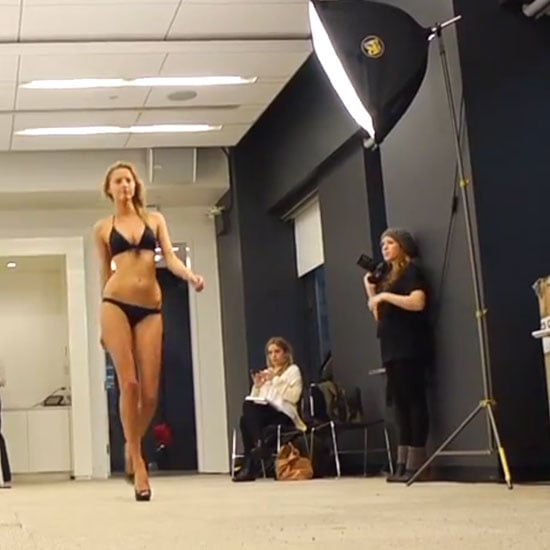 2011 Victoria's Secret Fashion Show Casting [Video]