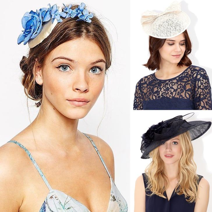 864dcd1b18cde Best Hats and Fascinators For the Races and Weddings | POPSUGAR ...