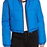 BP. Crop Puffer Jacket