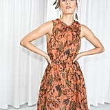& Other Stories Co-Lab House of Hackney Dress