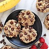 Vegan Gluten-Free Oatmeal Banana Cookies