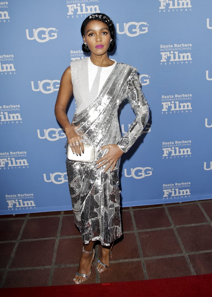 The Trend Popped Up on Janelle Monáe at the Santa Barbara International Film Festival