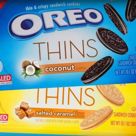 Coconut and Salted Caramel Oreo Thins