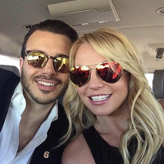 Britney Spears Deleted Instagrams of Charlie Ebersol